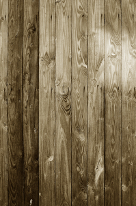 Wooden texture: Wooden texture in sepia