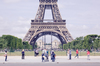 Eiffel Tower 4: Photo of Eiffel Tower in Paris