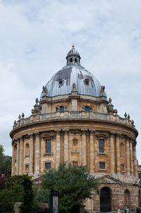 Radcliffe Camera 1: Photo of the Radcliffe Camera in Oxford, England
