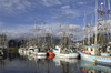 Harbour: A harbour on Vancouver Island, Canada.