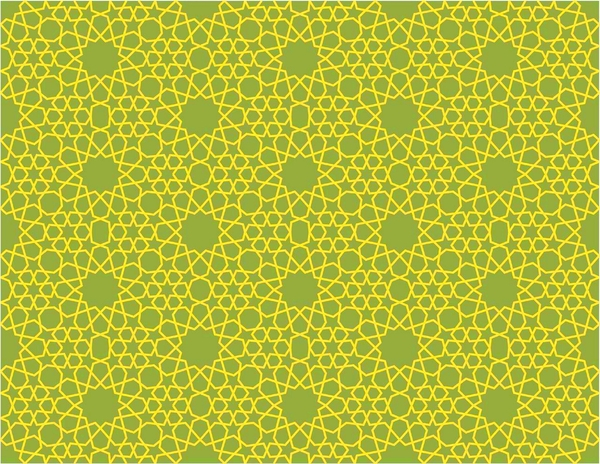 Islamic background 1: Islamic ornamental background