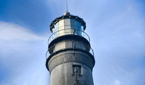 Lighthouse: Pensacola Lighthouse