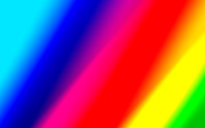 Moving Colour Gradient: A gradient of colour that creates the illusion of movement