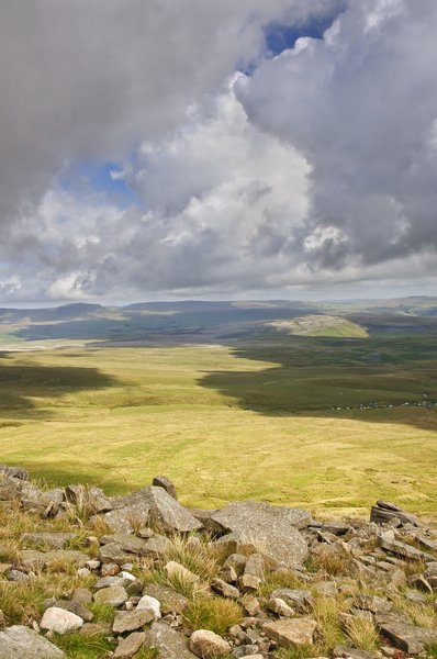 Ingleborough: the giants table as it it known localy