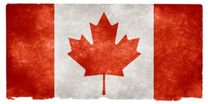 Canada Grunge Flag: Grunge textured flag of Canada on vintage paper. You can find hundreds of grunge flags on my website www.freestock.ca in the Flags & Maps category, I'm just posting a sample here because I do not want to spam rgbstock ;-p