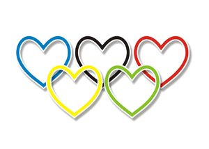 .OLYMPICS.: Olympic Rings