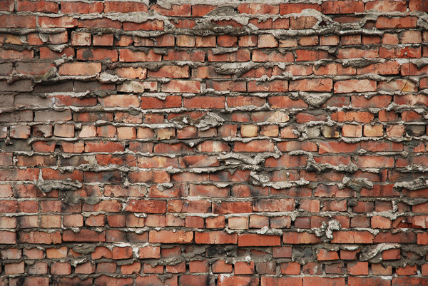 brickwall texture 53: Series of various brickwalls or brick-based walls. There are more than 50 unique textures with old and new bricks, with and without cracks, half-timbered walls, different lights etc etc and very small grid distortion.Check out all my brickwalls on SXC:htt