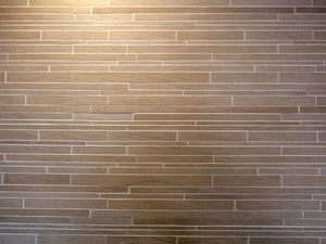 lit feature wall1: interior lighting on special feature stone wall