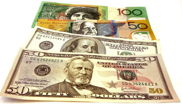 Dollar Disparity4b Disparity In Value Between The Australian And Us Dollars