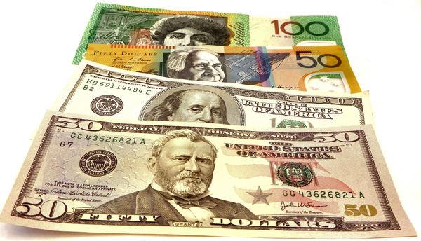 Dollar Disparity4b Disparity In Value Between The Australian And Us Dollars