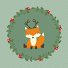 X-Mas Fox-1: no description
