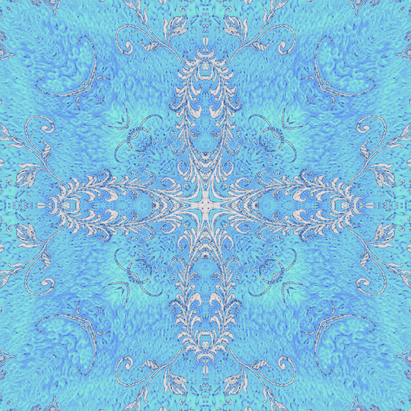 Floral Brocade 10: I am intrigued by symmetry.  It is one of the reasons I am fascinated by YHVH's designs in nature.  I can also get lost in a fabric shop, looking at the designs and perfect symmetry on the fabric.