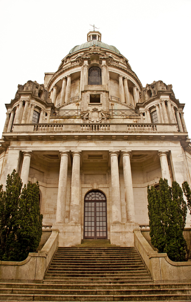 Ashton Memorial 3: The Ashton Memorial, Williamson Park, Lancaster, UK.