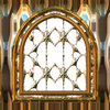 Gothic Window Gold: A 3D fantasy golden gothic styled window. Can be used as a frame as well.
