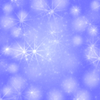 Bokeh on Blue 1: Bokeh, or blurred background lights. Suitable for a background, Christmas greetings, holiday greetings, texture, or fill.