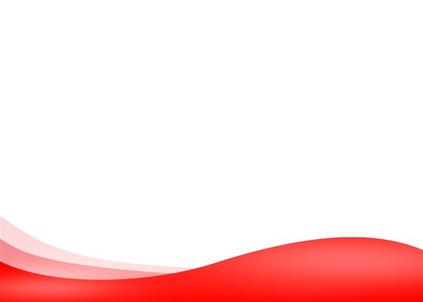 Waves 7: A red coloured wave or border. Please use according to the image licence. You may prefer:  http://www.rgbstock.com/photo/2dyXm9r/Waves+6  or:  http://www.rgbstock.com/photo/mSWiHvM/Coloured+Blur+1