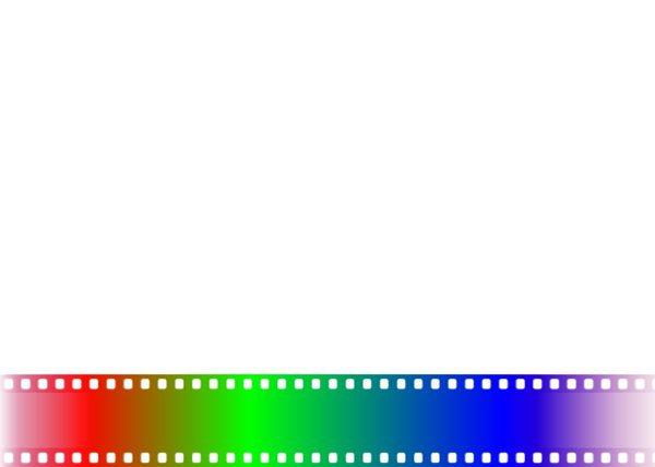Film Strip Border 5: Variation on a film strip border. Great for photography sites.