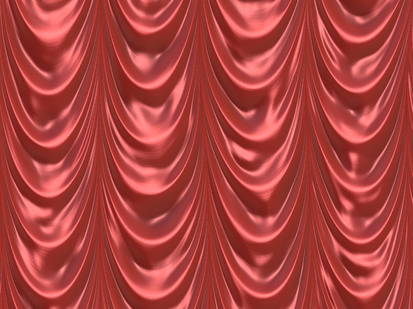 Draped Curtain 1: A formal red curtain or drape made from shiny satin. You may prefer:  http://www.rgbstock.com/photo/mhtCxya/Draped+Curtain+2