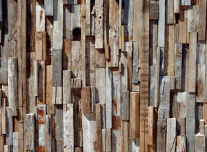 rough textured wood wall1