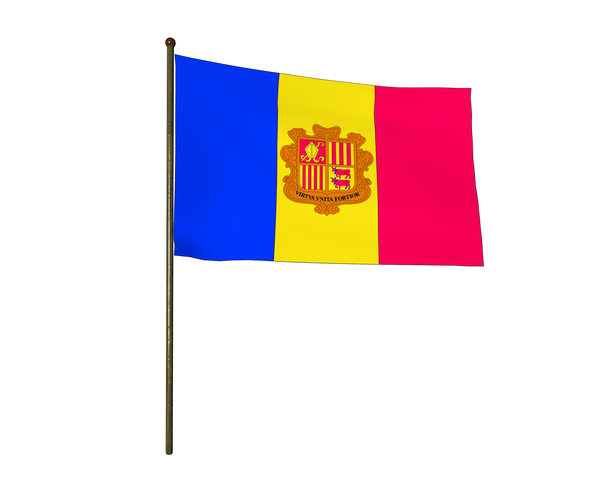 flags-Andorra