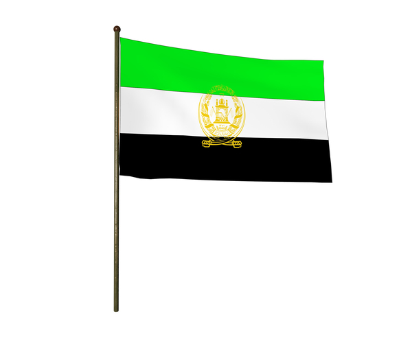 Flags-Afghanistan