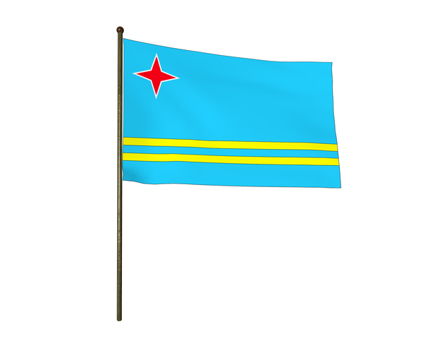 Flags-Aruba