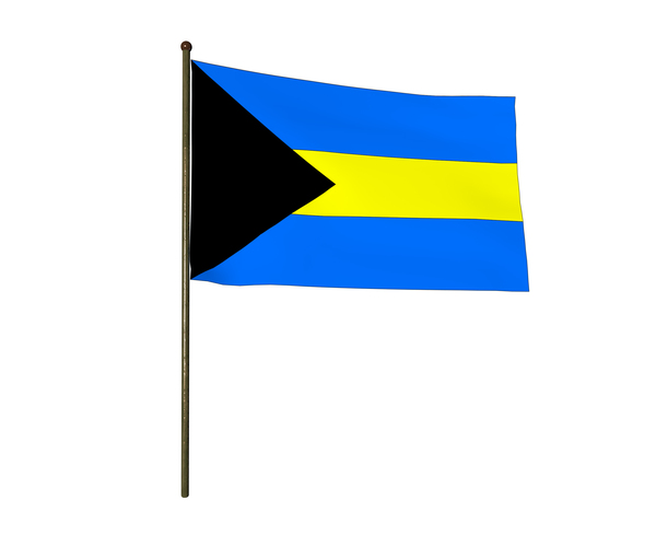 Flags-Bahamas