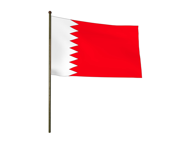 Flags-Bahrain
