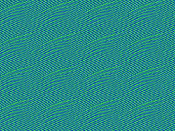 Stripes pattern: Blue-green stripes graphic.