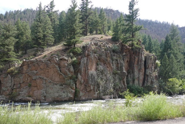 North Platte Cliffs