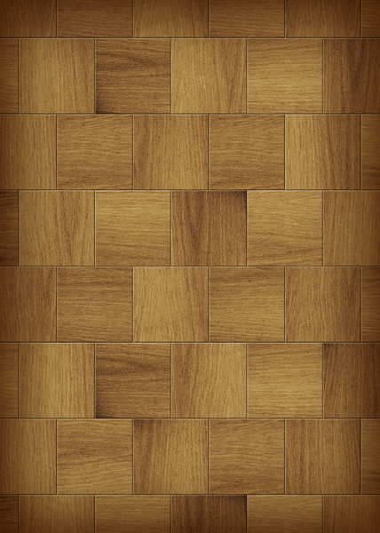 Wooden Tiles: It would be great if you drop me a line if you used this Illustration. - You are looking for an personalized illustration, icons, pattern, etc.? Please visit http://badk.at and drop me a line.