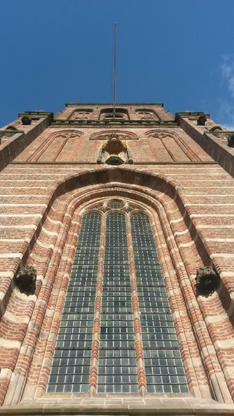 Churchtower in Monnickendam: Tower of the