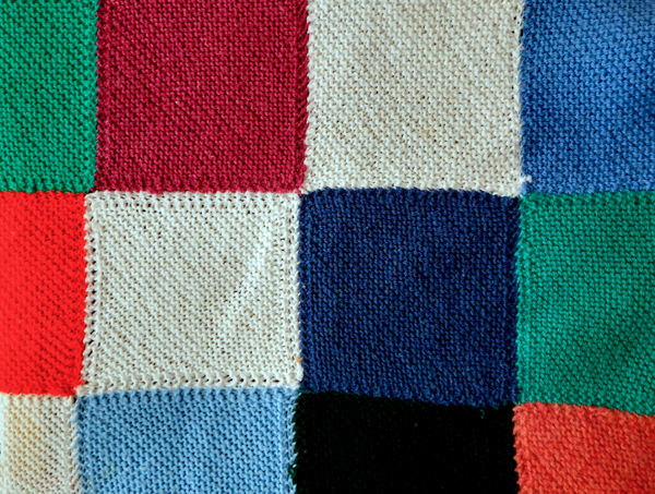 knitted patchwork blankets6