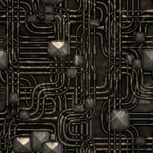 Maze of Pipes 3
