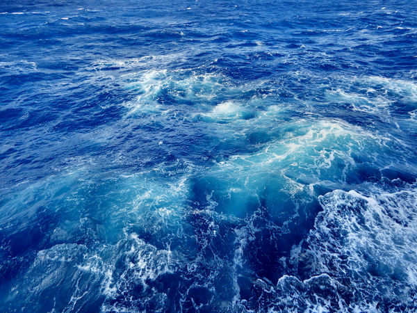 choppy waters1: choppy waves in the vast expanse of the Indian Ocean