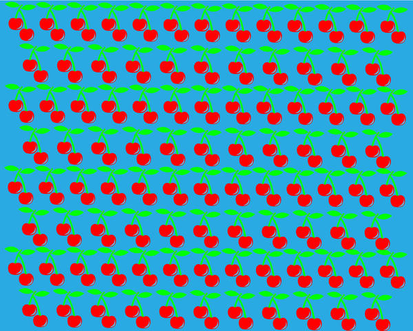 cherries background 1