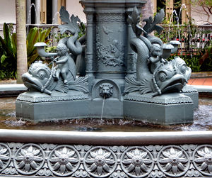 elaborate Victorian fountain3