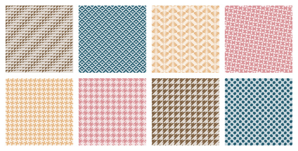 8 free patterns and textures