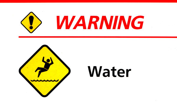 water warning