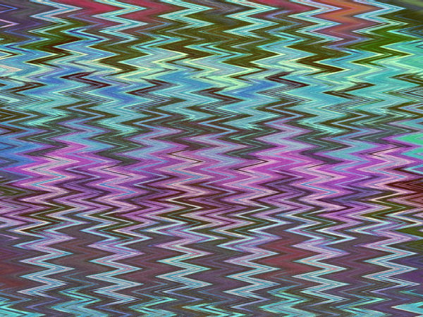 zigs & zags in the pink1: multicolored abstract background, textures and patterns