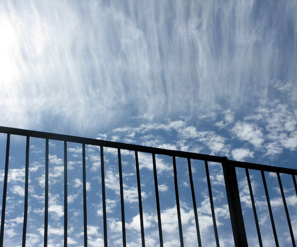 Fence to the sky