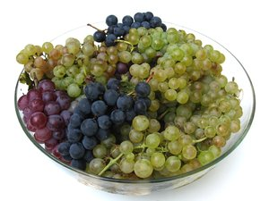 colorful grapes 3