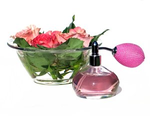 romantic perfume: none