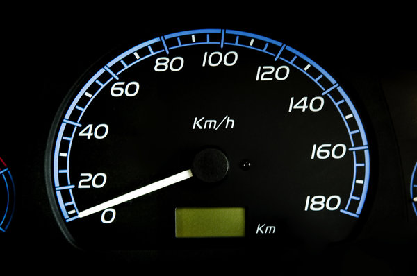 Speed Indicator: Speedometer
