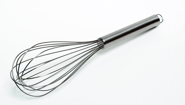 Egg-whisk.: Where is the glair?