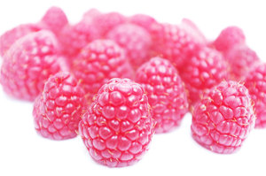 Raspberries.: Take them and have some fresh fruit.
