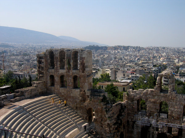 Athens theater