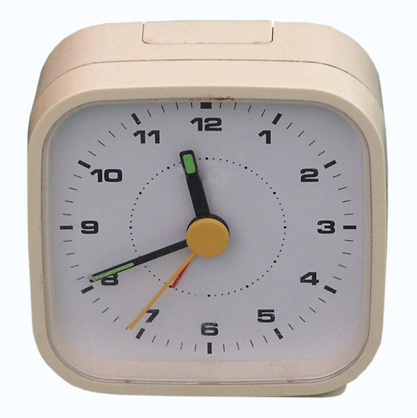 Alarm Clock: A quartz clock. Please mail me if you found it useful. Just to let me know!I would be extremely happy to see the final work even if you think it is nothing special! For me it is (and for my portfolio)!