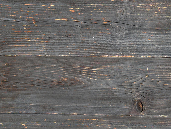 painted plank