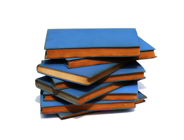 old blue books 1
